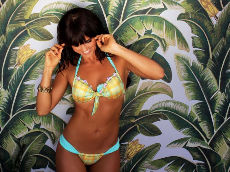 Dani Bonnor - Jaymes Swimwear