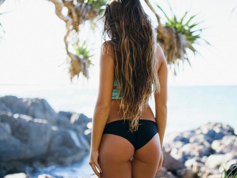 Rhiannan - Jaymes Swimwear - Cheeky pant