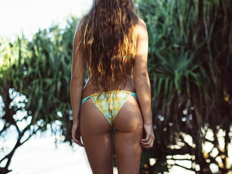 Rhiannan - jaymes swimwear - citrus