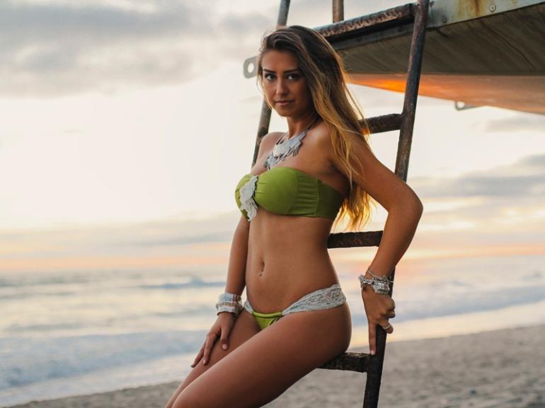 Erin Cahill Jaymes Swimwear