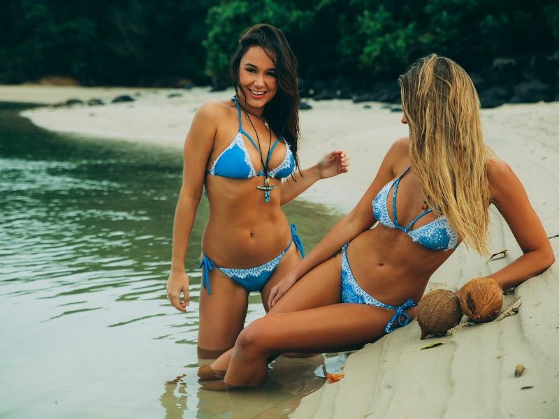Jaymes Swimwear - Mee and Mi - Kahili Blundell