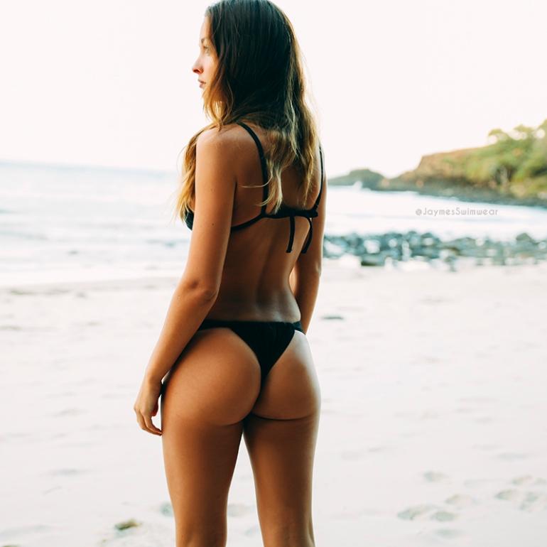 Jaymes Swimwear - Jamie allen - Wanderer top - crave you pant