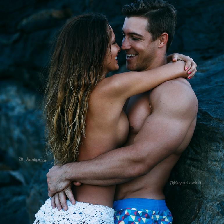 Jamie Allen / Kayne Lawton