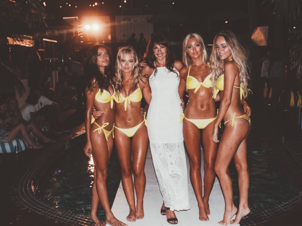 Jaymes Swimwear Sunkissed Launch
